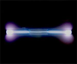 لامپ تخلیه در گاز