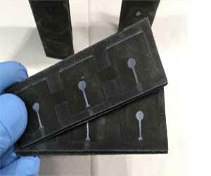 باتری کاغذی که با باکتری کار می کند