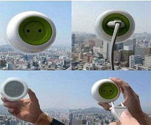سوکت پنجره ای برای تولید انرژی خورشیدی
