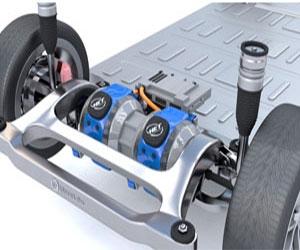 اختراع موتور برقی با قدرت، گشتاور و راندمان بالا