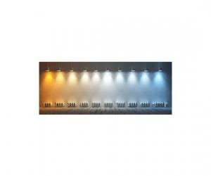 محل کاربرد لامپهای روشنایی به تفکیک رنگ نورمحل کاربرد لامپهای روشنایی به تفکیک رنگ نور