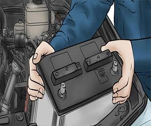 آیا باتری یوپیاس و خودرو با یکدیگر متفاوت هستند؟
