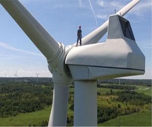 اجزای تشکیل دهنده توربین بادی