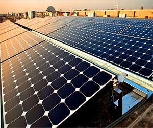 پنل خورشیدی با راندمان 80 درصد
