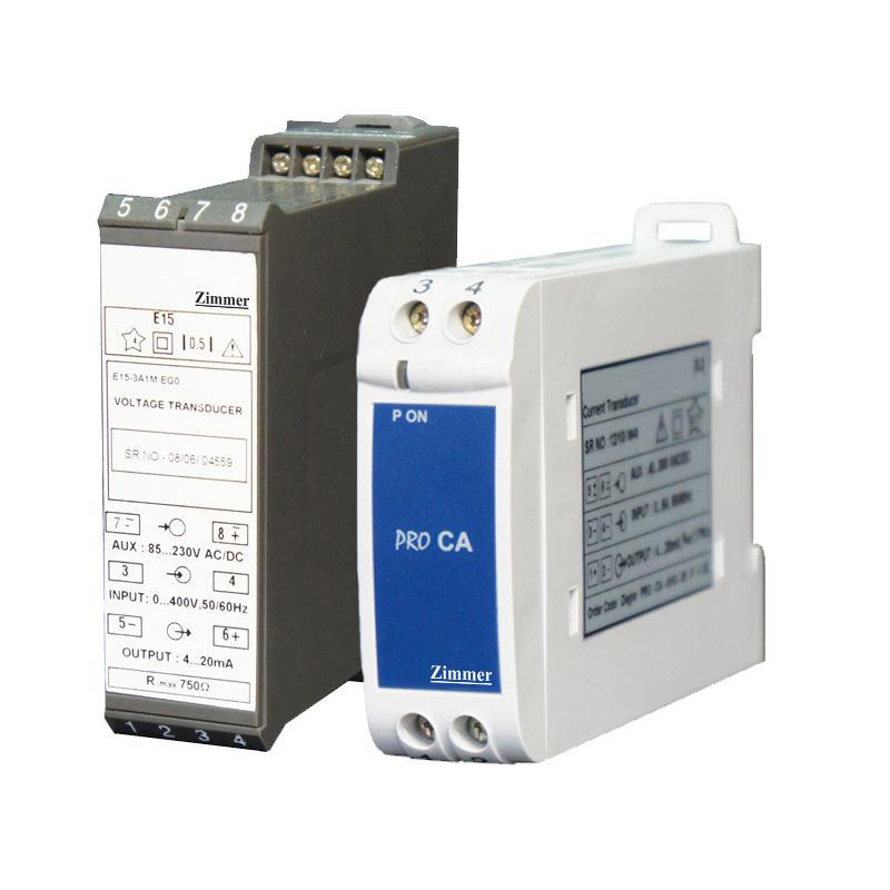 ترانسدیوسر و ترانسمیتر AC