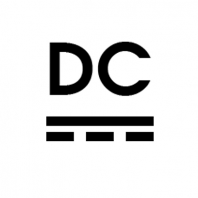 میتر آنالوگ 90 درجه جریان مستقیم DC  DC