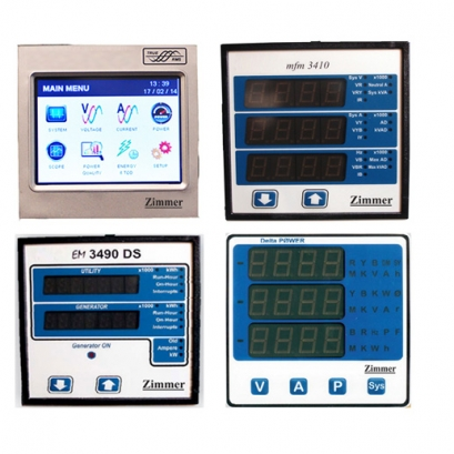 مولتی متر،پاور آنالایزر،انرژی میتر و مولتی فانکشن میتر DigitalMultifunctionMeter&EnergyMeter_Photo_20150729144247