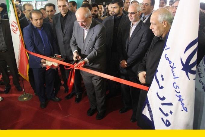 آغاز پانزدهمین نمایشگاه بین المللی صنعت برق ایران با حضور مهندس چیت چیان