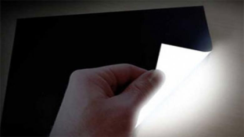 کاغذ نوری