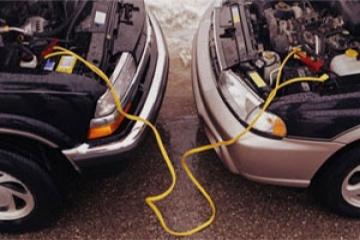 روش صحیح باتری به باتری کردن خودرو