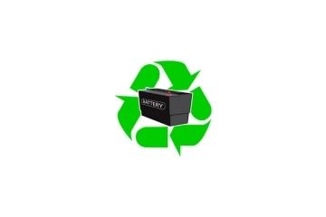 بازیافت باتری یو پی اس