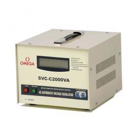 استابلایزر تکفاز سروو موتوری ایستاده OMG-V11-2Kva